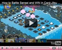 Card-Jitsu Water