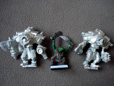 Porównanie wielkości Warmachine i Warhammer