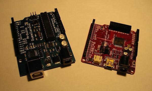 Arduino mk и другие Кленовый лист