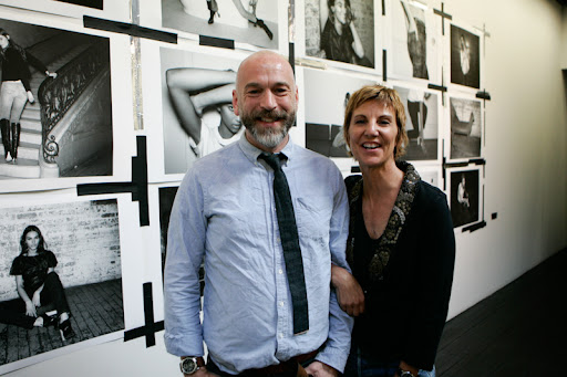 Levi's Designers Carl Chiara and Janine Chilton-Faust