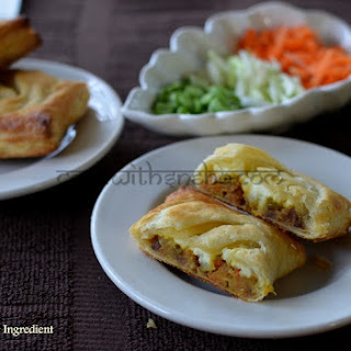 Vegetable Puffs