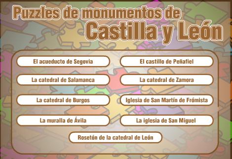 juega puzzle monumentos