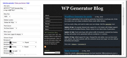 Cara Cepat Membuat Simple Wordpress Theme