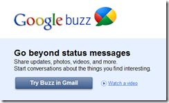Google Buzz : Media Sosial Terbaru Dari Google