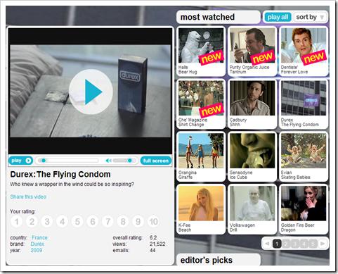 Menonton Kumpulan Video Iklan Lucu Yang Pernah Dibuat