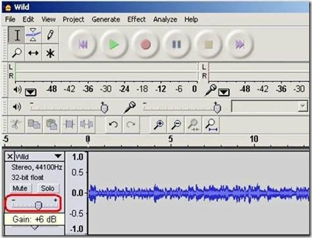 IncreaseMP3VolumeAudacity