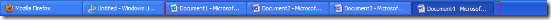 Membuka Banyak File MS Office Word Dalam Satu Window