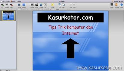 Membuat Presentasi PowerPoint Online