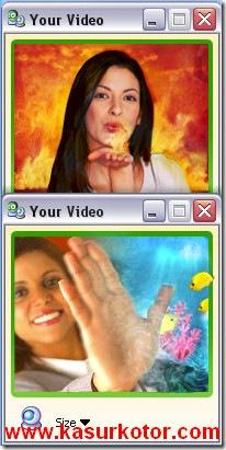 Software untuk Membuat Spesial Efek Pada Webcam