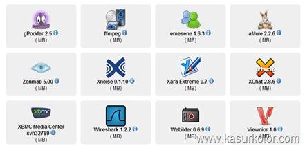 Kumpulan Aplikasi Portable Untuk Linux