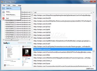 Melihat Halaman Website yang Pernah Dibuka di Internet Explorer