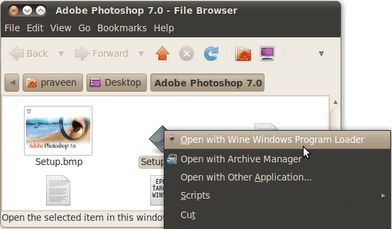 Cara Install Software Adobe Photoshop di Linux (Ubuntu)