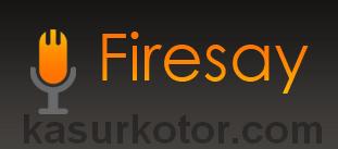Browsing Dengan Perintah Suara di Firefox