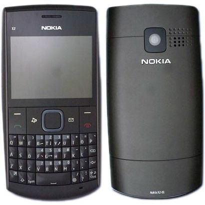 Spesifikasi Ponsel Terbaru Nokia X2-01