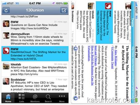 UberTwitter untuk iPhone Kini Tersedia untuk Di Download