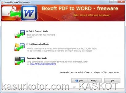 Mengkonversi File PDF ke Format Doc Microsoft Word