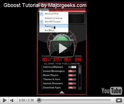 Meningkatkan Kinerja dan Performa PC untuk Gaming dengan GBoost