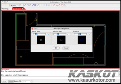 Archimedes, Software Alternatif Gratis untuk AutoCAD
