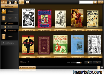 Organize your eBook Collection