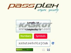 PassPlex: Membuat Password yang Kuat