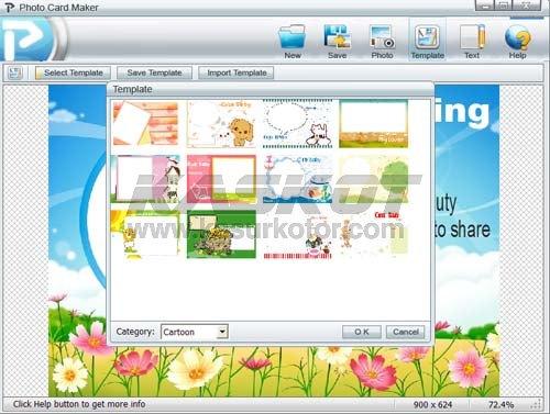 Software untuk membuat kartu ucapan selamat hari valentine