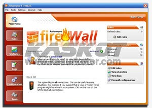 Download Gratis Ashampoo FireWall Free