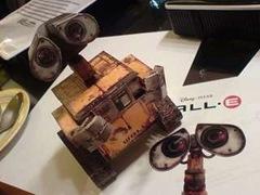 Wall-E Papercraft