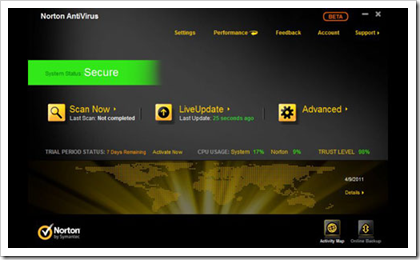 Download Norton Internet Security 2012 dan Norton Antivirus 2012 Beta