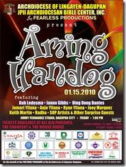 AMING HANDOG poster