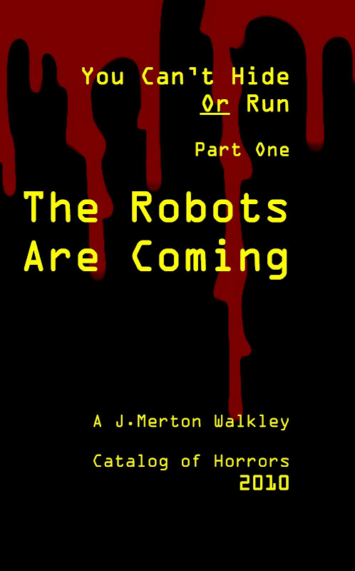 Robots Are Coming book cover