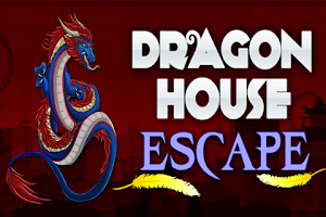 Screenshot of Dragon House Escape