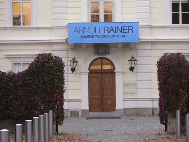Wooden door in Salzburg
