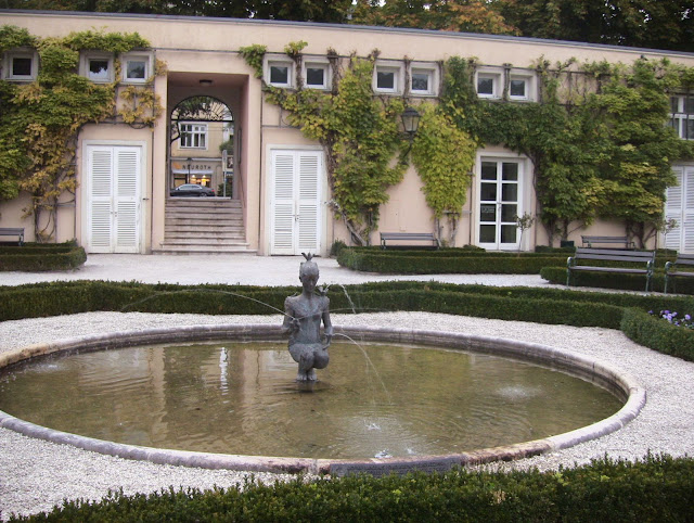 """Mirabell Garden"""" in Salzburg"""