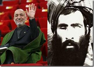 karzai & Mullah
