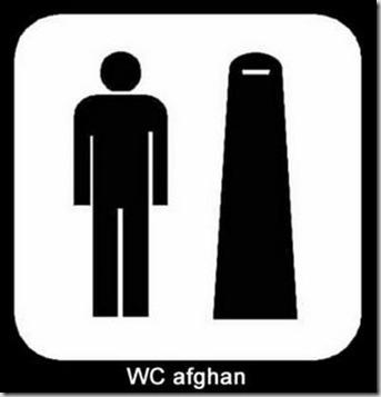Afghan Toilet