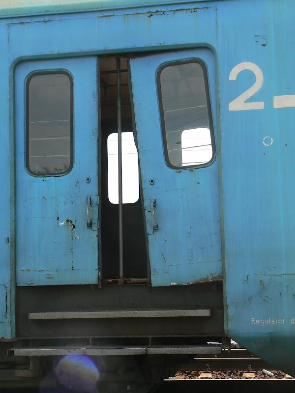 Bonţida - Trenul de persoane 4102