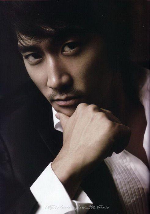Song Seung Hun KIZUNA Photos