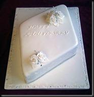 Diamond-Anniversary-Cake