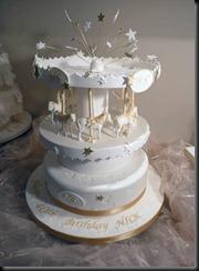 Carousel-Cake