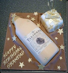 Taliska-Whisky-Birthday-Cake