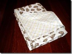 Monkey Blanket 2