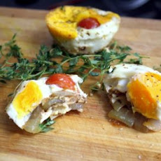 Brunch Egg & Cheese Cups