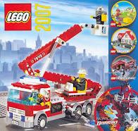 Русский каталог LEGO за первое полугодие 2007 года