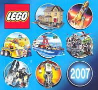 Русский каталог LEGO за второе полугодие 2007 года