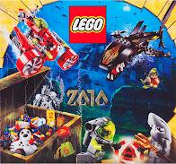 Русский каталог LEGO за первое полугодие 2010 года