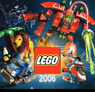 Русский каталог LEGO за первое полугодие 2006 года