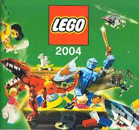 Русский каталог LEGO за 2004 год
