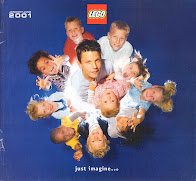 Русский каталог LEGO за первое полугодие 2001 года
