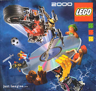 Русский каталог LEGO за 2000 год