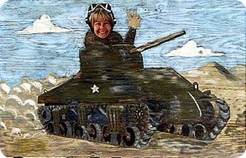 me-in-tank